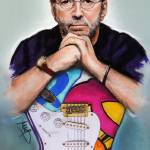 """Eric Clapton"" by MelanieD"