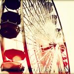 """Santa Monica Wheel 2"" by ChrisAndruskiewicz"