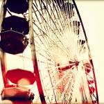 """""""Santa Monica Wheel 2"""" by ChrisAndruskiewicz"""