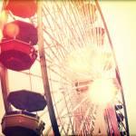 """Santa Monica Ferris Wheel"" by ChrisAndruskiewicz"