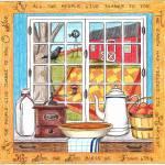 """Harvest Home"" by visionsandverses"