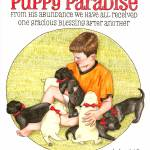 """Puppy Paradise rescan"" by visionsandverses"