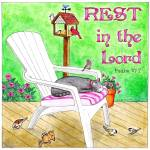 """Rest in the Lord 2012 autocor"" by visionsandverses"
