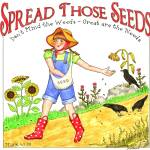 """""""Spread Those Seeds rescan"""" by visionsandverses"""