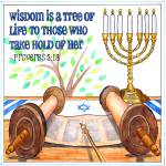"""""""Wisdom is a Tree of Life"""" by visionsandverses"""