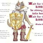 """""""Wait on the Lord"""" by visionsandverses"""
