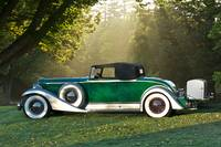 1933 Packard 1006 Convertible 1