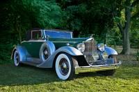 1933 Packard 1006 Convertible 2