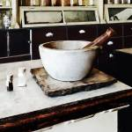 """Mortar and Pestle in Apothecary"" by susansartgallery"