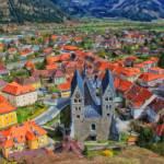 Friesach Austria