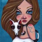 """""""Dogstar"""" by LeaBarozzi"""