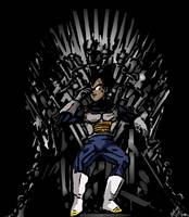 Game Of YThrones Vegeta