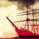 """San Francisco Ship"" by ChrisAndruskiewicz"