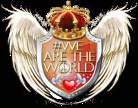 We are the World Coat of Arms