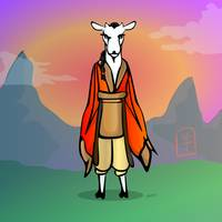 Year of the Goat Warrior