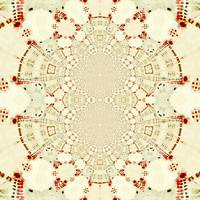 ArabellaStudios_Red Cream 4_18x18