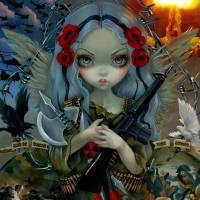 Unseelie Court:  War Art Prints & Posters by Jasmine Becket-Griffith