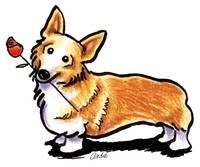 Corgi Sweetheart