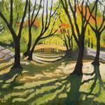 """Central Park"" by Holewinski"