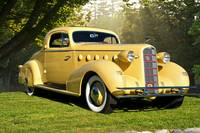 1934 LaSalle Rumble Seat Coupe