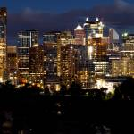 """Downtown Calgary"" by raetucker"