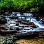 """Jonathan Run Falls - Ohiopyle State Park"" by Shadrags"