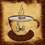 """Cup of i-Jolli Print"" by LydiaB"