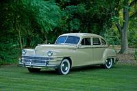 1946 Chrysler Windsor Sedan
