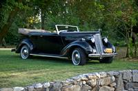 1936 Packard Convertible Sedan