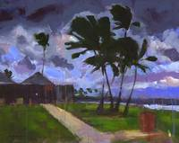 Windward Stormclouds