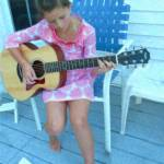"""""""Girl and Guitar"""" by rdwittle"""