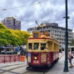 """Tram in Christchurch"" by rdwittle"
