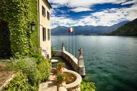 Lake Como Villa with a View