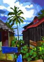 Tiririca Beach Shacks