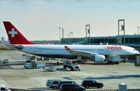 Swiss A330-200, HB-IQC at EWR