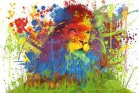 Lion's True Color