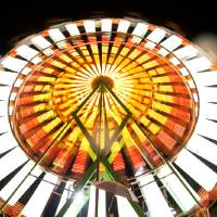 Ferris Wheel Art Prints & Posters by Matthew Bamberg