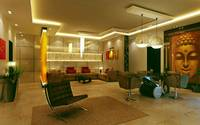 Luxury Interior Designers, Big Design company Inte