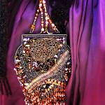 """Beaded Victorian Purse"" by susansartgallery"