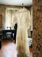 19th Century Wedding Dress