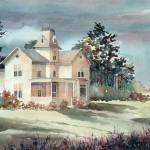 """Home"" by kimkloeckerart"