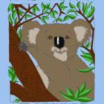 """Friendly Koala (c)2013"" by LaurenCurtis"