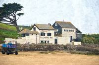 Pilchard Inn, Burgh Island, off Bigbury-on-Sea