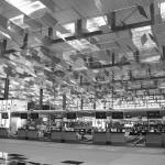 """Changi Airport Singapore, monochrome"" by sghomedeco"
