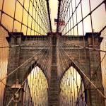 """Brooklyn Bridge Sunrise"" by JessicaJenney"
