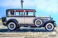 1920's Plymouth White