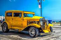 1930 Chevy Street Rod Yellow