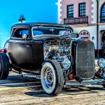 """1930 Ford Coupe Street Rod Black (2)"" by JZaringPhoto"
