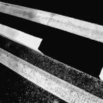 """""""BLACK-WHITE-BLACK, URBAN COLOUR FIELD, Edit F by N"""" by nawfalnur"""