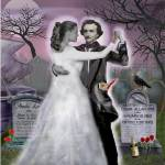 """C:\fakepath\POE and ANNABEL LEE ETERNALLY"" by HolbrookArt"